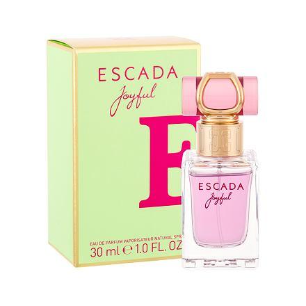 ESCADA Joyful parfémovaná voda 30 ml pro ženy