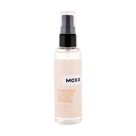 Mexx Forever Classic Never Boring tělový sprej 100 ml pro ženy