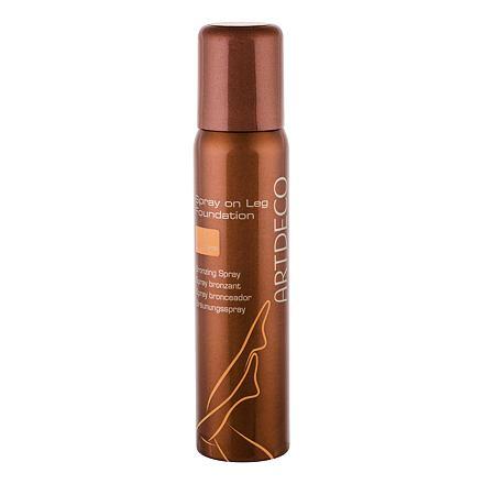 Artdeco Spray On Leg Foundation samoopalovací přípravek 100 ml odstín 1 Soft Caramel pro ženy