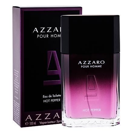 Azzaro Pour Homme Hot Pepper toaletní voda 100 ml pro muže