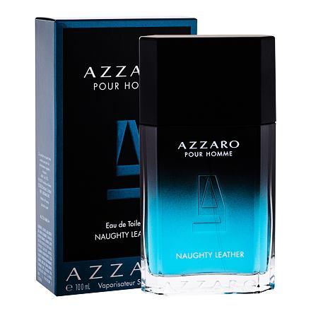 Azzaro Pour Homme Naughty Leather toaletní voda 100 ml pro muže