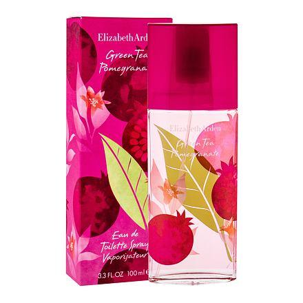 Elizabeth Arden Green Tea Pomegranate toaletní voda 100 ml pro ženy