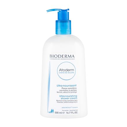 BIODERMA Atoderm Ultra-Nourishing výživný sprchový krém pro normální až suchou pokožku 500 ml pro že