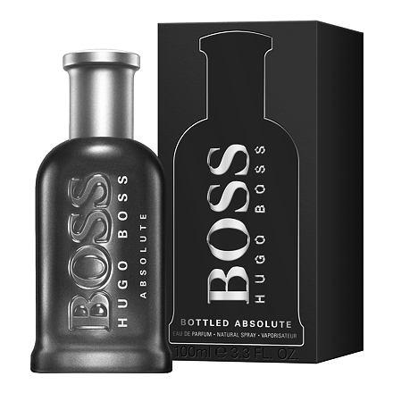HUGO BOSS Boss Bottled Absolute parfémovaná voda 100 ml pro muže