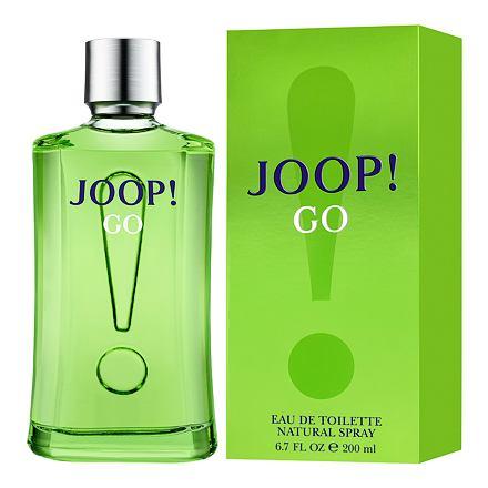 JOOP! Go toaletní voda 200 ml pro muže