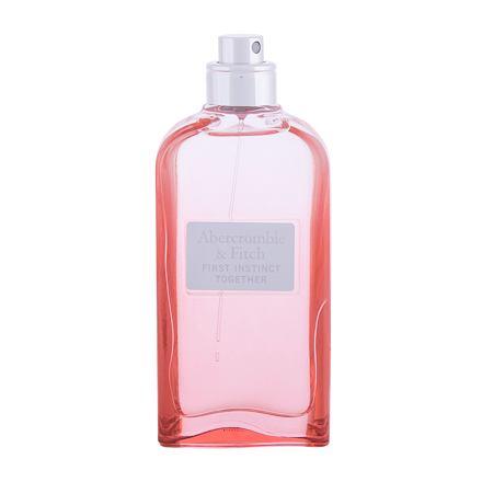 Abercrombie & Fitch First Instinct Together parfémovaná voda 50 ml Tester pro ženy