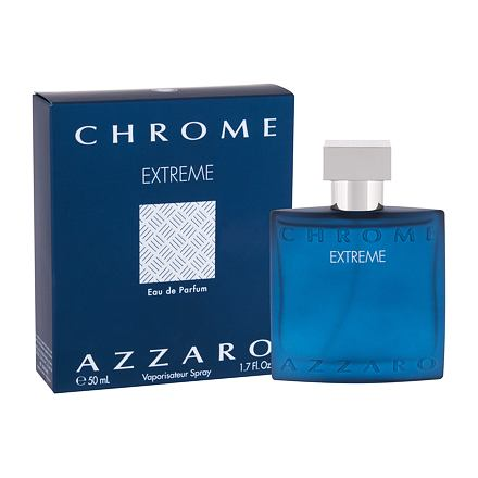 Azzaro Chrome Extreme parfémovaná voda 50 ml pro muže