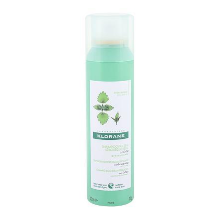 Klorane Nettle suchý šampon na mastné vlasy 150 ml pro ženy