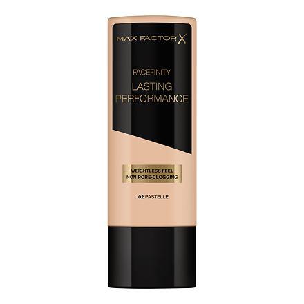 Max Factor Lasting Performance jemný tekutý make-up 35 ml odstín 102 Pastelle pro ženy