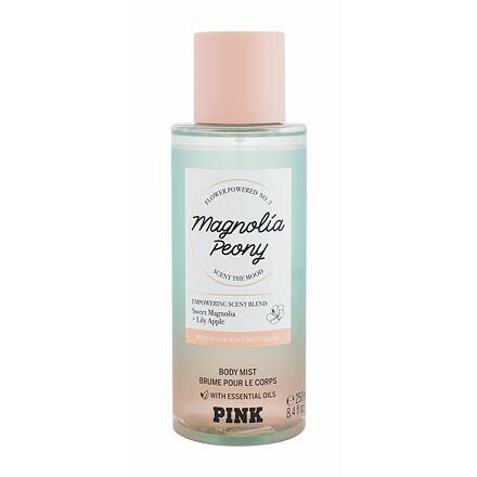 Pink Magnolia Peony tělový sprej 250 ml pro ženy