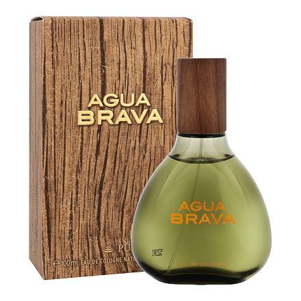 Antonio Puig Agua Brava kolínská voda 100 ml pro muže