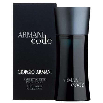 Giorgio Armani Armani Code Pour Homme toaletní voda 50 ml Tester pro muže