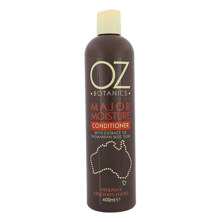 Xpel OZ Botanics Major Moisture kondicionér pro hydrataci vlasů 400 ml pro ženy