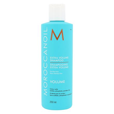 Moroccanoil Volume šampon pro jemné vlasy 250 ml pro ženy
