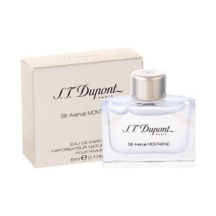 S.T. Dupont 58 Avenue Montaigne parfémovaná voda 5 ml miniatura pro ženy