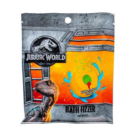 Universal Jurassic World Bath Fizzer šumivá koule do koupele 60 g pro děti