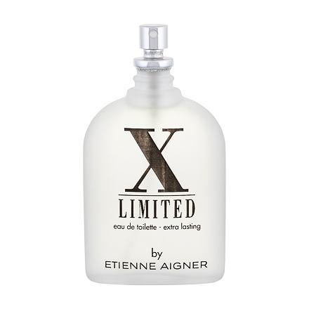 Aigner X - Limited toaletní voda 125 ml Tester unisex