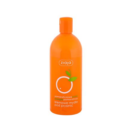 Ziaja Orange Butter krémové sprchové mýdlo 500 ml pro ženy