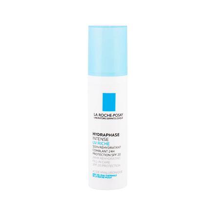 La Roche-Posay Hydraphase UV Intense Rich intenzivní hydratační krém pro suchou pleť 50 ml pro ženy