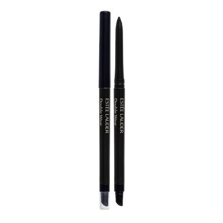 Estée Lauder Double Wear Infinite voděodolná tužka na oči 0,35 g odstín 01 Kohl Noir pro ženy