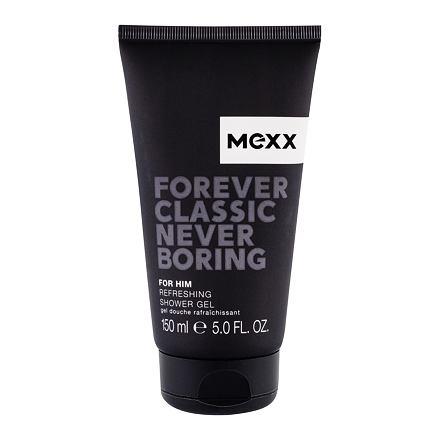 Mexx Forever Classic Never Boring sprchový gel 150 ml pro muže