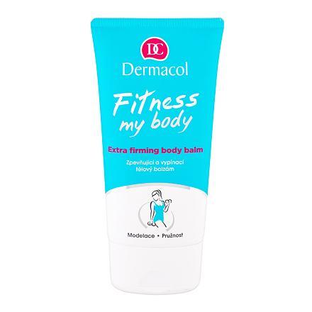 Dermacol Fitness My Body tělový balzám pro zpevnění a vypnutí pokožky 150 ml pro ženy