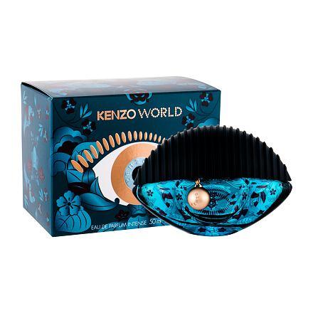 KENZO Kenzo World Intense Fantasy Collection parfémovaná voda 50 ml pro ženy