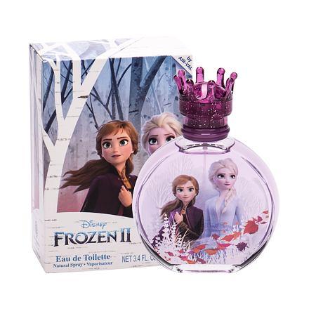 Disney Frozen II toaletní voda 100 ml pro děti