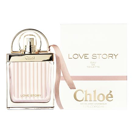 Chloé Love Story toaletní voda 50 ml pro ženy