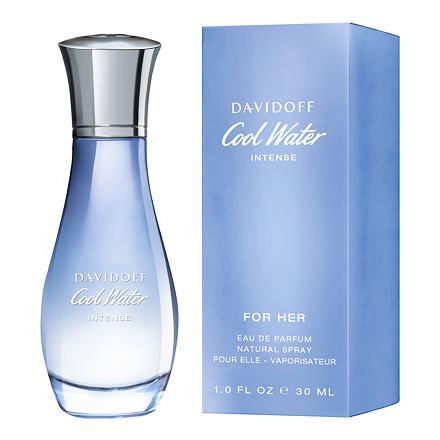 Davidoff Cool Water Intense Woman parfémovaná voda 30 ml pro ženy