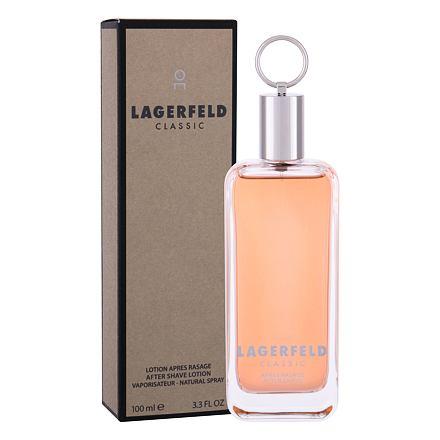 Karl Lagerfeld Classic voda po holení 100 ml