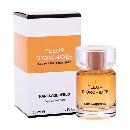 Karl Lagerfeld Les Parfums Matières Fleur D´Orchidee parfémovaná voda 50 ml pro ženy