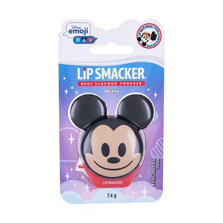 Lip Smacker Disney Emoji Mickey hydratační balzám na rty 7,4 g odstín Ice Cream Bar