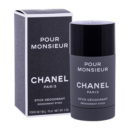 Chanel Pour Monsieur deostick 75 ml pro muže