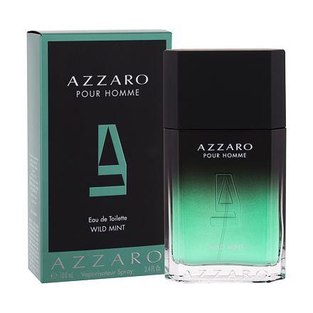 Azzaro Wild Mint toaletní voda 100 ml pro muže