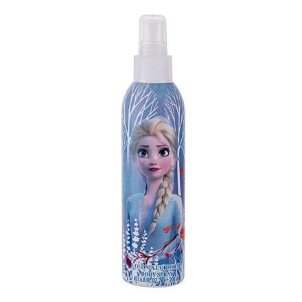 Disney Frozen II tělový sprej 200 ml Tester pro děti