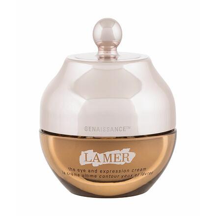 La Mer Genaissance De La Mer The Eye And Expression Cream vyhlazující oční krém 15 ml pro ženy