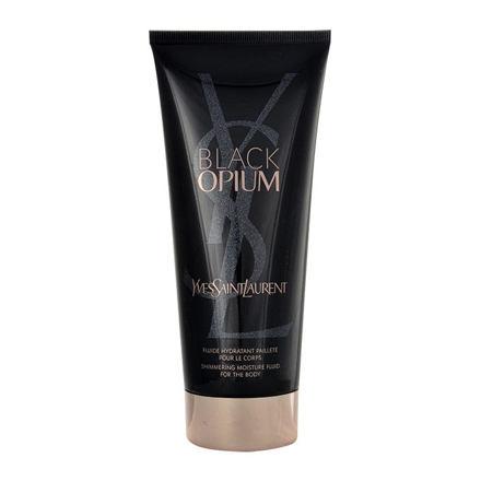 Yves Saint Laurent Black Opium tělové mléko 200 ml pro ženy