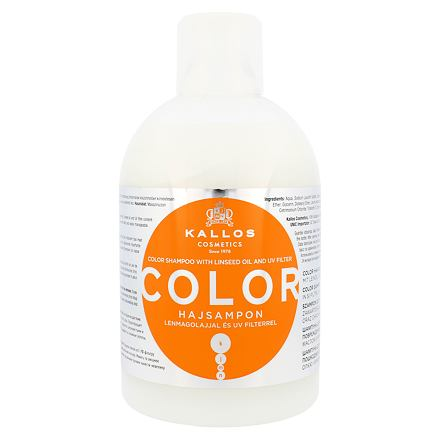 Kallos Cosmetics Color šampon pro barvené vlasy 1000 ml pro ženy
