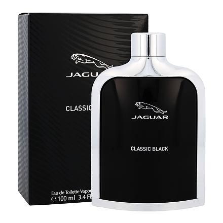 Jaguar Classic Black toaletní voda 100 ml pro muže