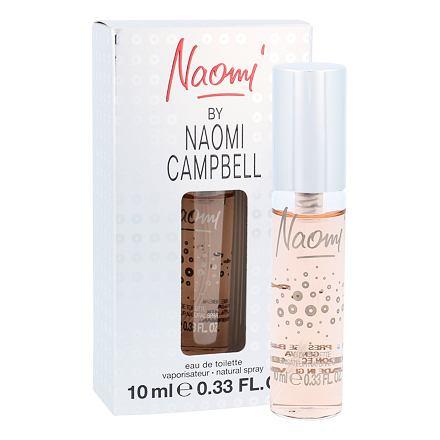 Naomi Campbell Naomi toaletní voda 10 ml miniatura pro ženy