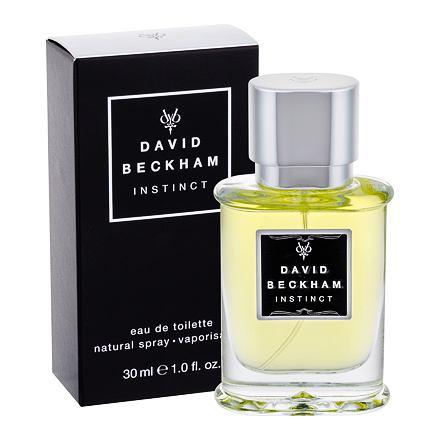 David Beckham Instinct toaletní voda 30 ml pro muže