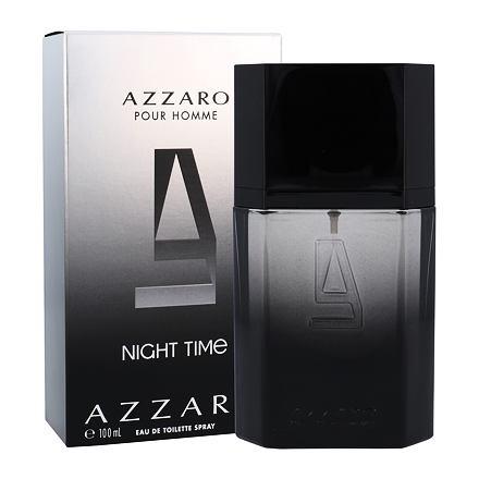 Azzaro Azzaro Pour Homme Night Time toaletní voda 100 ml pro muže