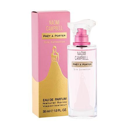 Naomi Campbell Prêt à Porter Silk Collection parfémovaná voda 30 ml pro ženy