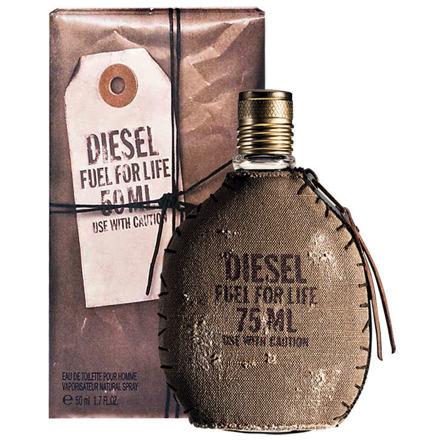 Diesel Fuel For Life Homme toaletní voda 75 ml Tester pro muže