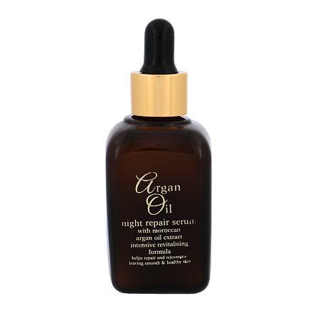 Xpel Argan Oil noční pleťové sérum 50 ml pro ženy
