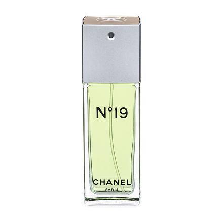 Chanel No. 19 toaletní voda 50 ml pro ženy