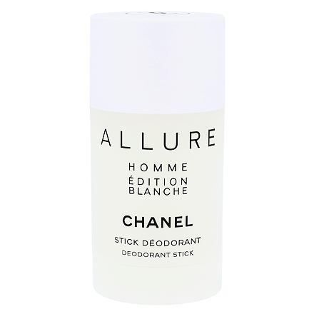 Chanel Allure Homme Edition Blanche deostick bez obsahu hliníku 75 ml pro muže