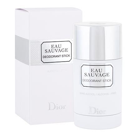 Christian Dior Eau Sauvage deostick 75 ml pro muže