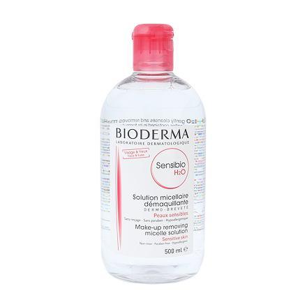 BIODERMA Sensibio micelární voda pro citlivou pleť 500 ml pro ženy